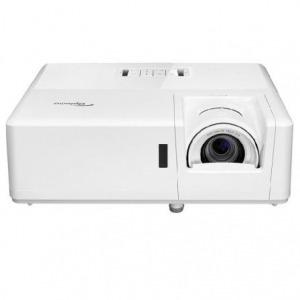 Proyector Optoma ZW350/ 3500 Lúmenes/ WXGA/ HDMI-VGA/ Blanco