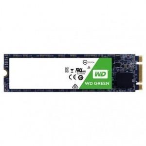 DISCO SÓLIDO WESTERN DIGITAL GREEN WDS120G2G0B - 120GB - SATA III - M.2 2280 - LECTURA 545MB/S - ESCRITURA 405MB/S
