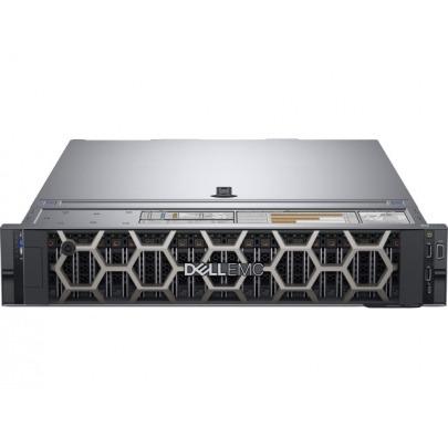 Dell - Server - Rack-mountable - Intel Xeon 4214 - 16 GB - 1 TB Hard Drive Capacity - R740Q3FY20PS4
