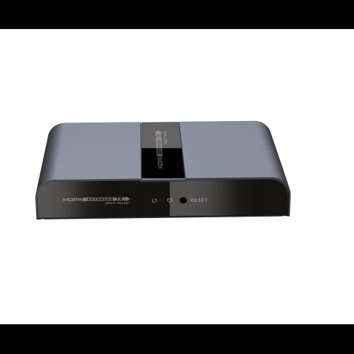 Kit PLC HDMI de hasta 300m escalable con IR