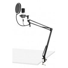 CMS300W Micrófono de estudio Set USB Blanco