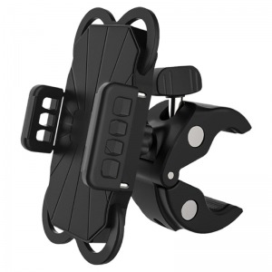 Soporte de Smartphone Universal para Bicicletas Youin MNA1012 Negro