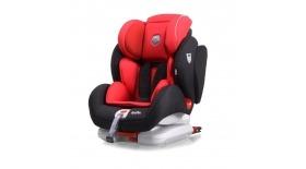 Five Dot Penta Fix, la nueva silla de coche de los grupos 1, 2 y 3 desde los 9 meses hasta los 12 años