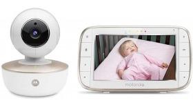 Un buen vigilabebés: Motorola MBP 855 Connect