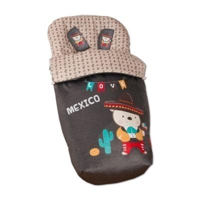 Saco Silla con Manoplas  Mexico
