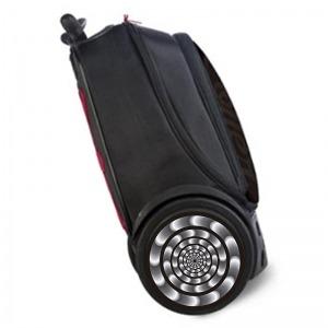 Pegatinas hypnotic para ruedas de mochila Roller