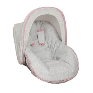 Colchoneta Grupo 0 Baby Rosa