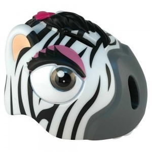 Casco de Seguridad Crazy Safety Cebra