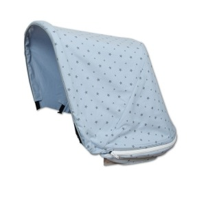 Capota Bugaboo Extensible Little Star Celeste