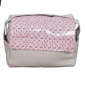 Bolso Arrow Rosa