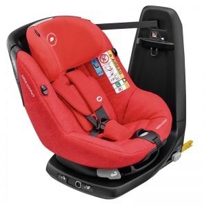 Silla de coche del Grupo 1 de Bebé Confort Axissfix I-Size Nomad Red