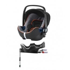 Silla de Coche Grupo 0+ de Britax Römer Baby Safe I-Size + Baby-Safe I-Size Base Flex 2020