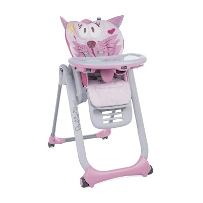 Trona de Chicco Polly 2 Start 2020 Miss Pink