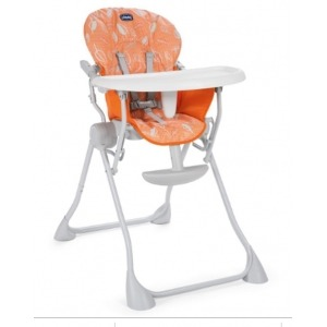Trona Chicco Pocket Meal 2019 Happy Orange