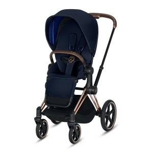 Silla de paseo Cybex Priam 2019 Chrome Brown
