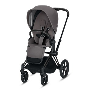 Silla de paseo Cybex Priam 2019 Matt Black