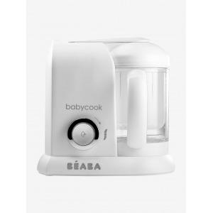 Robot de cocina Beaba Babycook Solo 4 en 1 White Silaver