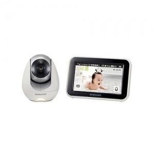 Vigilabebés Digital de Vídeo con Pantalla Táctil Samsung SEW-3053W
