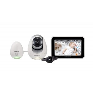 Vigilabebés Digital de Vídeo con Pantalla Táctil Samsung SEW-3057W