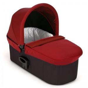 Capazo Baby Jogger Deluxe Rojo
