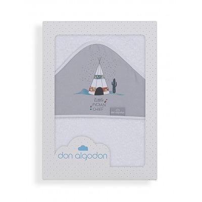 Capa de BañoDon Algodón100 x 100 Indara