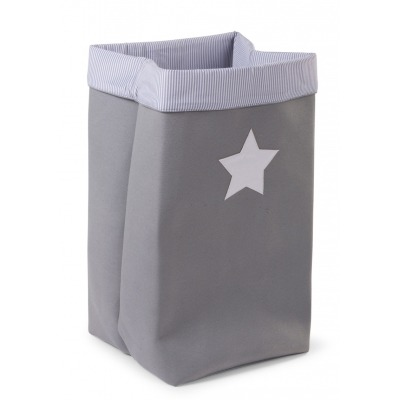 Caja Canvas plegable 32x32x60 de Childhome