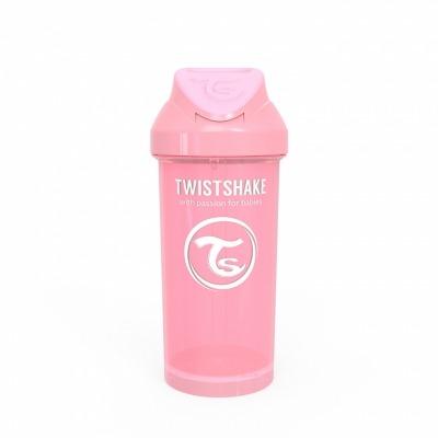 Vaso con Pajita Twistshake 360 ml.