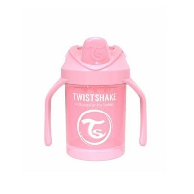 Vaso Mini Cup Twistshake 230 ml. +4mss