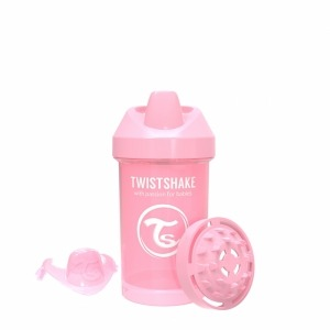 Vaso Crawler Twistshake 300 ml. +8mss