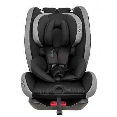 Silla de coche Rescue Baby PFR 5.0 Negro Gris