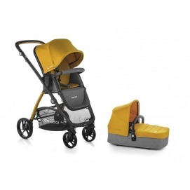 foto Cochecito Duo Be Cool Slide Top Plus 2020 Be Solid - Be