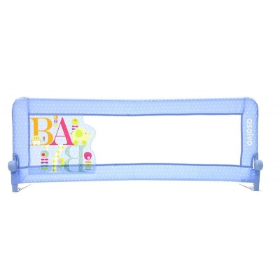 Barrera de cama Polivalente 2 en 1 Asalvo 2020 Baby Celeste 150 cm.