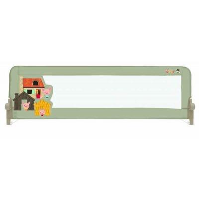 Barrera de cama Polivalente 2 en 1 Asalvo 2020 Tres Cerditos 150 cm.