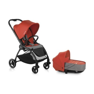 Cochecito Duo Be Cool Outback Crib 2020 Be Solid - Be