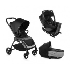 foto Cochecito Trio Be Cool Outback Crib One + Base One 2020 Be Solid - Be