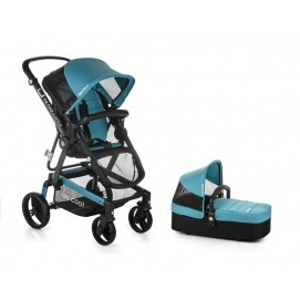 foto Cochecito Duo Be Cool Quantum Top Plus 2020 Be Fresh - Be