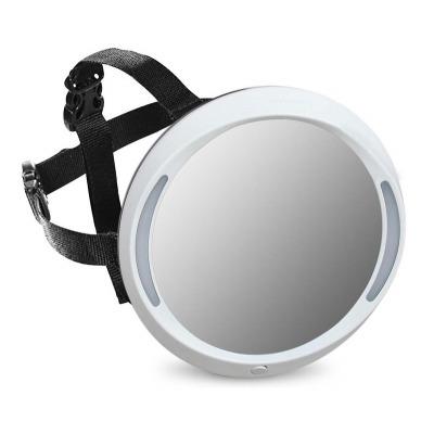 Espejo Retrovisor con Luz de Apramo