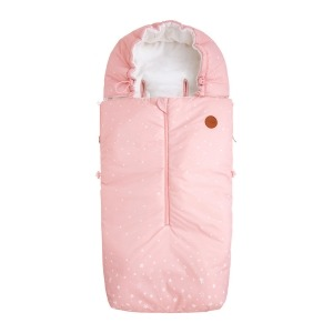 Saco invierno Tuc Tuc Weekend Constellation Rosa