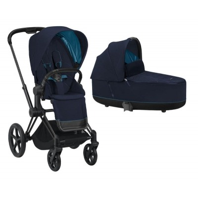 Cochecito Duo Cybex Priam 2020 Matt Black