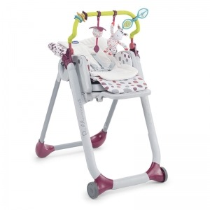 Kit Arco de Juegos y Reductor Polly Progres5 Chicco