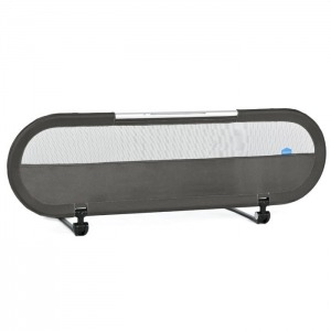 Barrera de cama Babyhome Side Light Gris
