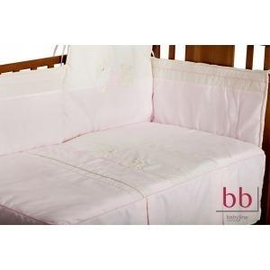 Edredón 70 x 140 Beba rosa. PROTECTOR NO INCLUIDO