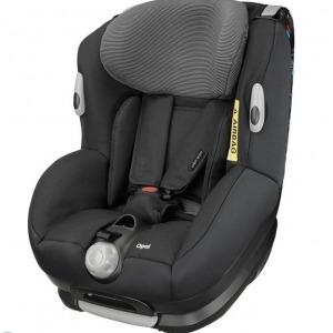 Silla de coche del Grupo 0+ y 1 Bebé Confort Opal Black Raven