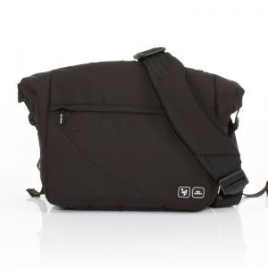Bolso Abc Design Courier Negro