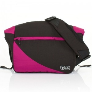 Bolso Asalvo Courier Grape