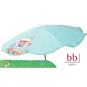 Sombrilla bebé bosque azul