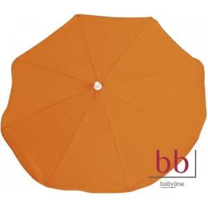 Sombrilla Lisa naranja