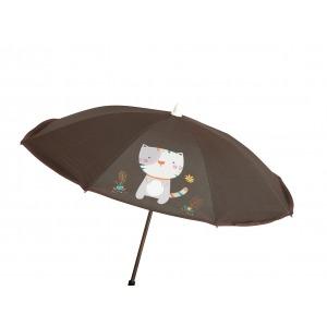Sombrilla silla Kitty Choco