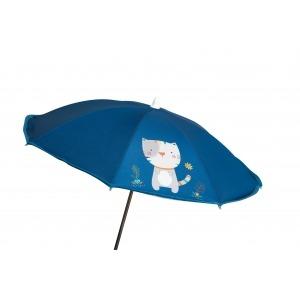 Sombrilla silla Kitty Azul