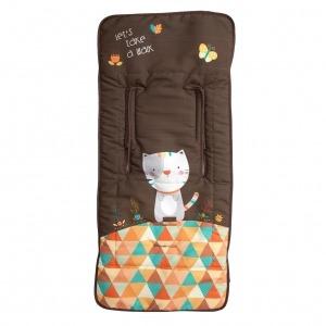 Colchoneta ligera Kitty Choco